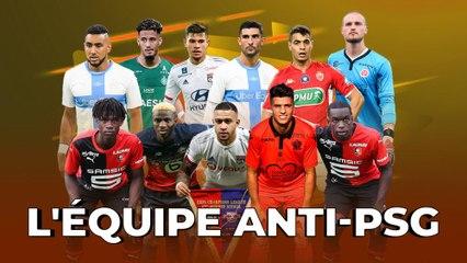 L1 : l'équipe anti-PSG