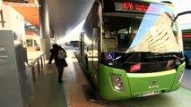 Un 90% menos de viajeros en el transporte público de Madrid y Barcelona