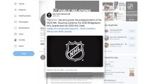 The NHL Postpones Combine,Awards, and Draft