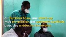 Coronavirus: une start-up se mobilise pour renseigner la population au Burkina Faso