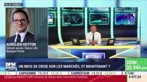 Aurélien Hotton (Swiss Life Banque Privée): Un mois de crise sur les marchés, et maintenant ? - 26/03