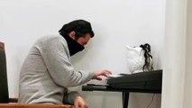 أسوأ موسيقي من أحمد حاتم في الحجر المنزلي