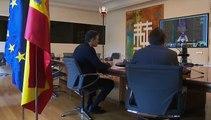 Sánchez pide al G20 acciones sanitarias y económicas coordinadas contra el COVID-19