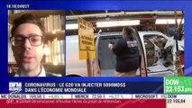 Édition spéciale : Le G20 va injecter 5 000 milliards de dollars pour soutenir l'économie mondiale face à la crise du coronavirus - 26/03