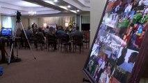 Funerales virtuales en Estados Unidos permiten despedirse de la persona fallecida