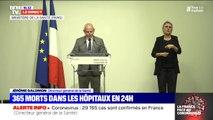 """Coronavirus: """"4948 personnes sont sorties guéries de l'hôpital"""", selon le directeur général de la Santé"""
