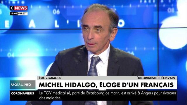 Michel Hidalgo, éloge d'un français