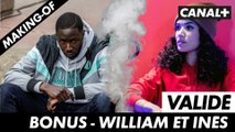 Validé - William et Inès (bonus)