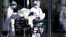 Fransa'da koronavirüs nedeniyle ölenlerin sayısı 1696'ya yükseldi