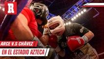 Travieso Arce retó a JC Chávez a otra pelea en Estadio Azteca