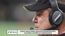 Saints Head Coach Sean Payton Reportedly Has Been Cleared Of Coronavirus
