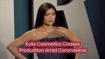 Kylie Cosmetics On Hold