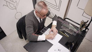 A Bit of Fashion Magic: Thom Browne on the Making of HisFall 2020 Collection