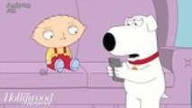 'Family Guy's Stewie and Brian Give Tips to Surviving Isolation | THR News