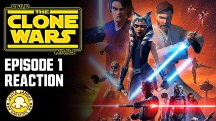 Star Wars: The Clone Wars (Season 7, Episode 1 Breakdown): What The Hell Is Happening?