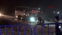 BOLU Yurt dışından gelen 98 kişi, Bolu'da yurda yerleştirildi