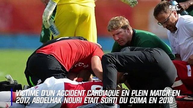 Ajax : Des nouvelles rassurantes pour Nouri, victime d'un accident cardiaque en 2017