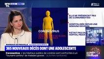 """L'adolescente de 16 ans, morte du coronavirus, ne présentait pas de """"comorbidités"""""""