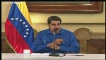 Estados Unidos acusa a Nicolás Maduro de narcotráfico y ofrece recompensa por su captura