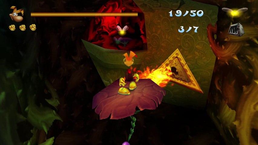 MortaLet's Play - Rayman 2 The Great Escape (PC) [Partie 17 : Le Sanctuaire de Terre et de Lave]