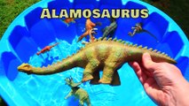 Dinosaurs for kids, Learning Name Sounds Dinosaurs  T