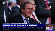 """Mort de Michel Hidalgo: Michel Platini salue """"un créateur d'émotions"""""""