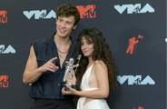 Camila Cabello teaching Shawn Mendes to speak Spanish