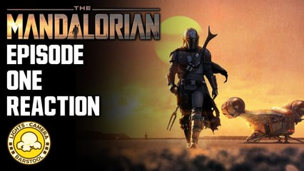 The Mandalorian: What The Hell Is Happening? (Season 1, Episode 1 Reaction)