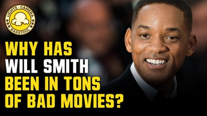 Why Has Will Smith Been In So Many Bad Movies?