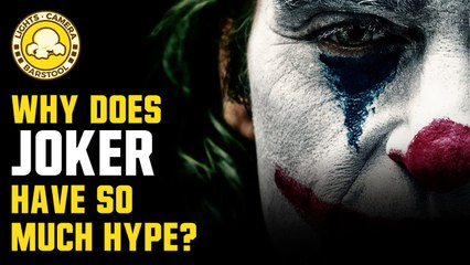 Why Does JOKER Have So Much Hype?