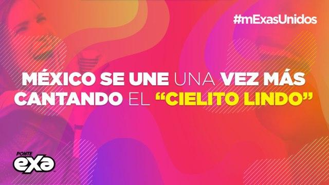 """México canta el """"Cielito Lindo"""" ante la adversidad   #mExasUnidos"""