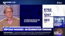 Ce médecin réanimateur alerte sur la situation des hôpitaux en Île-de-France à cause de l'épidémie de coronavirus