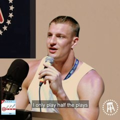 Gronk Hopped Onto The Barstool Chicago Radio Hour And Said He Would Play For The Bears If...