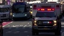 NY, New Orleans hospitals reel as U.S. virus deaths top 1,000