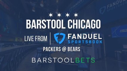 NFL Season Opener Replay: Barstool Chicago Crew LIVE from the FanDuel Sportsbook