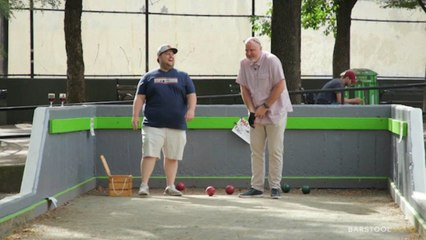 Extra Large: Low Impact Bocce With Eddie