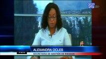 Informe sobre los casos de coronavirus en Ecuador