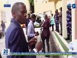 RTG / Covid 19 : Des kits d'hygiène distribués dans les commissariats de police