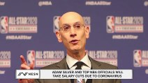 Adam Silver, Top NBA Officials Will Take Salary Cuts Due To Coronavirus
