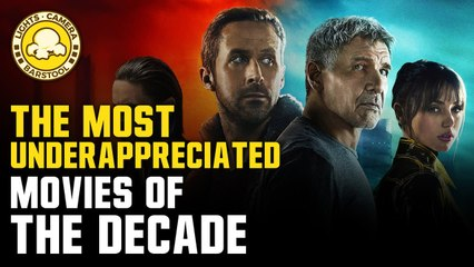 What Is The Most Underappreciated Movie Of The Decade?