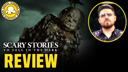 Is 'Scary Stories to Tell in the Dark' A Good Movie? (Movie Review)
