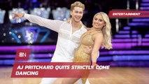 AJ Pritchard Quits