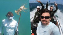 MY FIRST TIME SPEARFISHING | GOONED UP ISLAND EDITION (PART 2)