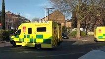"""Coronavirus: à Londres, les hôpitaux font face à un """"tsunami"""" de patients infectés selon le NHS"""