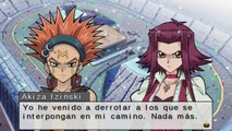 Yu-Gi-Oh! 5Ds Tag Force 4 PSP - Evento #3 Rei #RJ_Anda #5Ds #InvocacionSynchro #Stardust_Dragon