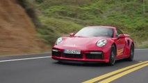 Das neue Porsche 911 Turbo S Coupé Highlights