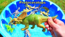 Dinosaurs Toys for kids, Dinosaurs Learn Names, Jurassic World Dinosaur Education Video