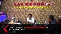 Video Hot Pramugari Viral Didalami Polrestabes Bandung