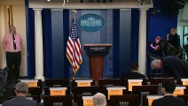 Coronavirus task force speaks to reporters at the White House
