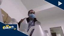 Overpriced na sanitation at disinfectant products, nakumpiska